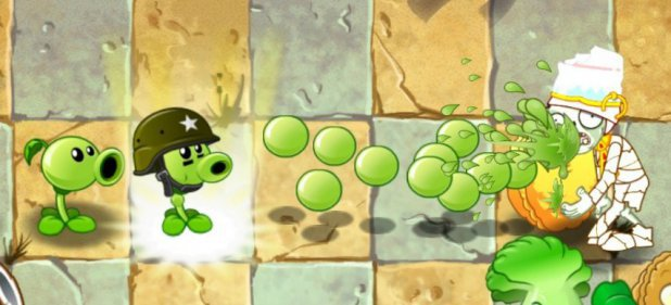 Plants vs. Zombies 2: It's About Time (Taktik & Strategie) von Electronic Arts