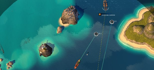 Leviathan: Warships (Taktik & Strategie) von Paradox Interactive