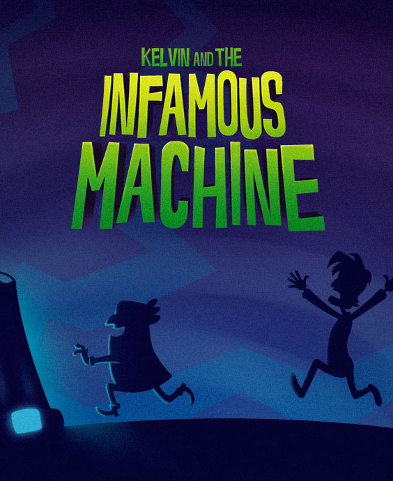 Alle Infos zu Kelvin and the Infamous Machine (PC)