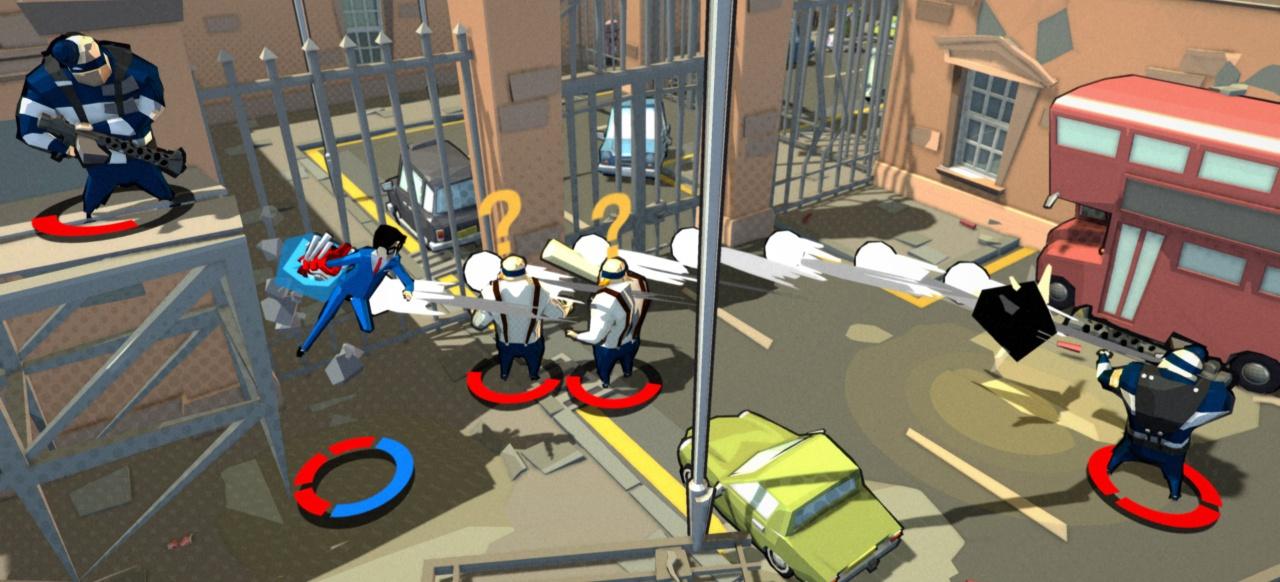 Deadbeat Heroes (Action) von Square Enix Collective