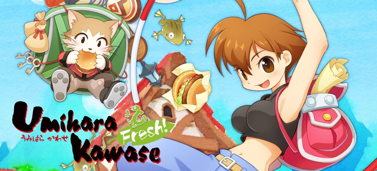 Umihara Kawase Fresh! (Plattformer) von Success Corp.