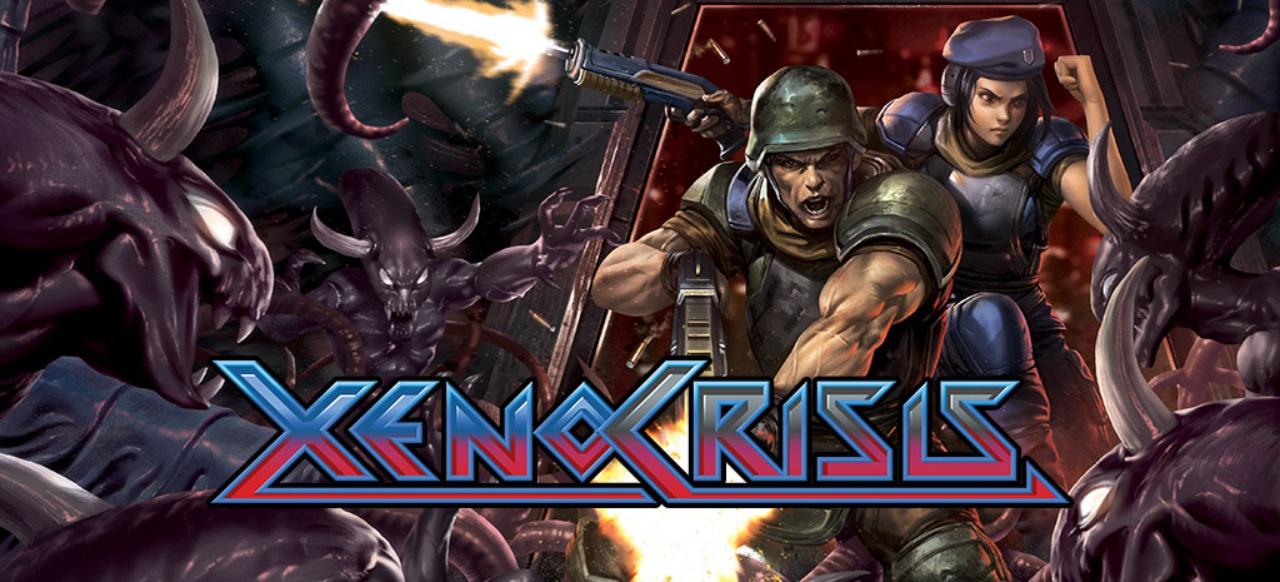 Xeno Crisis (Arcade-Action) von Bitmap Bureau
