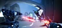 Voronium - Locust Sols: Mix aus Ego-Shooter und Tower Defense für VR macht sich startklar