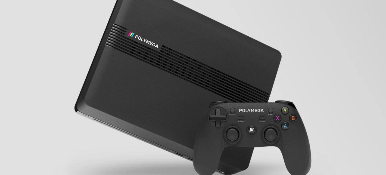 Polymega (Hardware) von World Wide Distribution