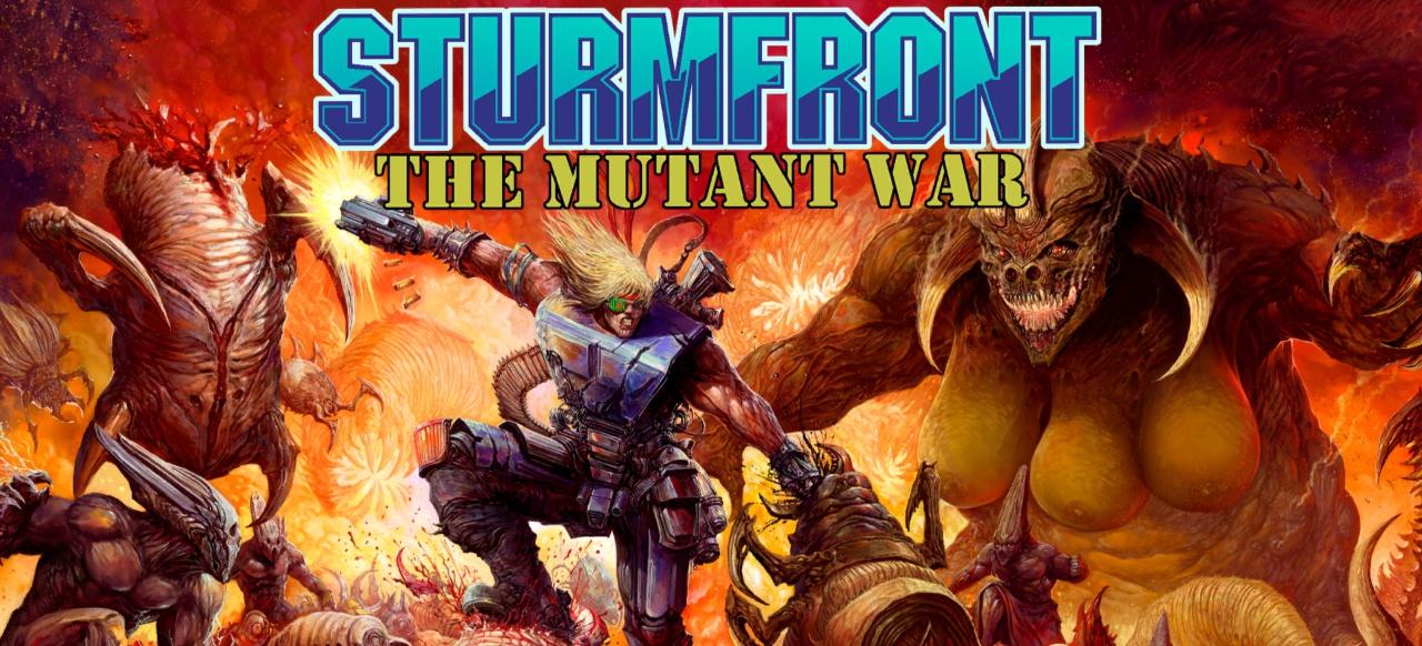 Sturmfront - The Mutant War: Übel Edition (Arcade-Action) von Red Art Games