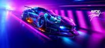 Need for Speed Heat: Ohne Speed Cards und Überraschungsmechaniken; Autopakete geplant; fliegender Nachtwechsel