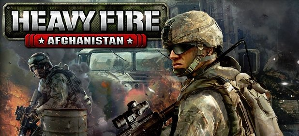 Heavy Fire: Afghanistan (Shooter) von Bigben Interactive (PS3 & Wii) / UIG (PC)
