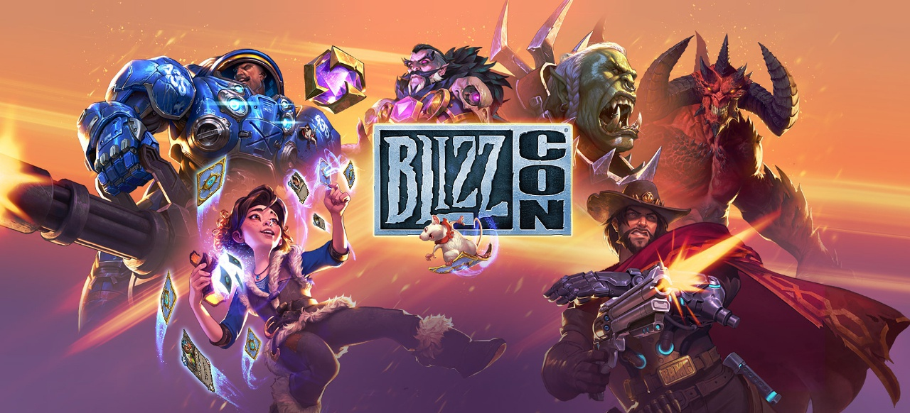 BlizzCon (Messen) von Blizzard Entertainment