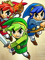 Alle Infos zu The Legend of Zelda: TriForce Heroes (3DS)