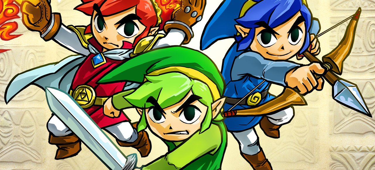 The Legend of Zelda: TriForce Heroes (Action-Adventure) von Nintendo