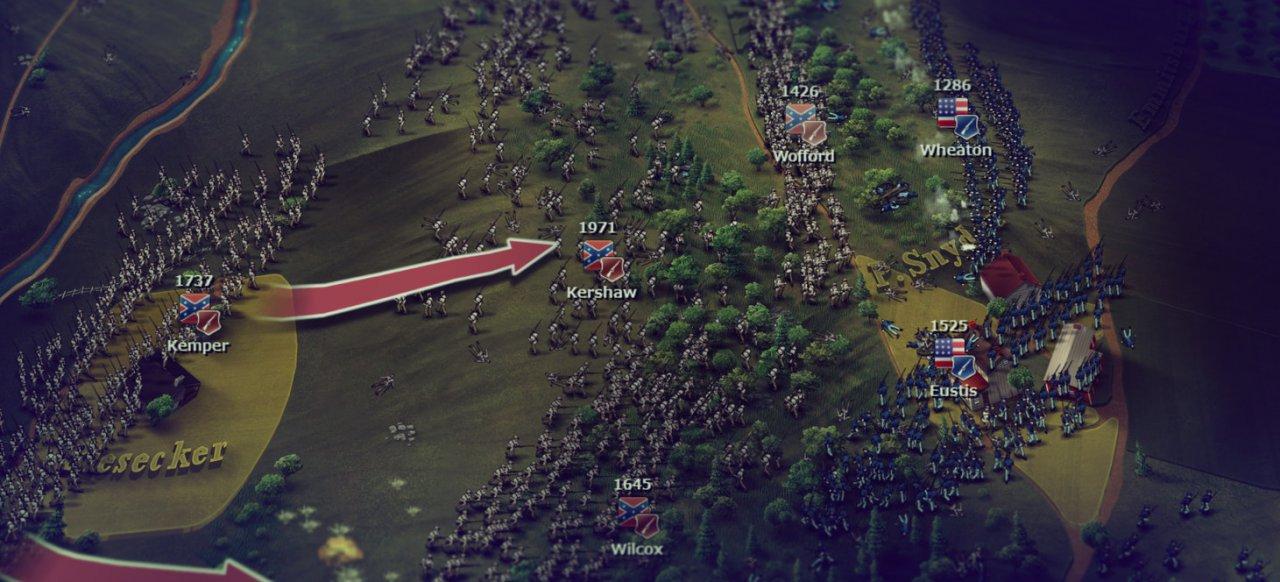 Ultimate General: Gettysburg (Taktik & Strategie) von Game-Labs