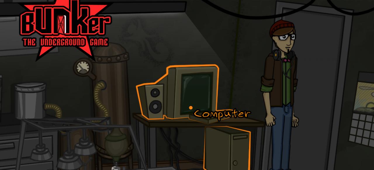 Bunker - The Underground Game (Adventure) von 2tainment