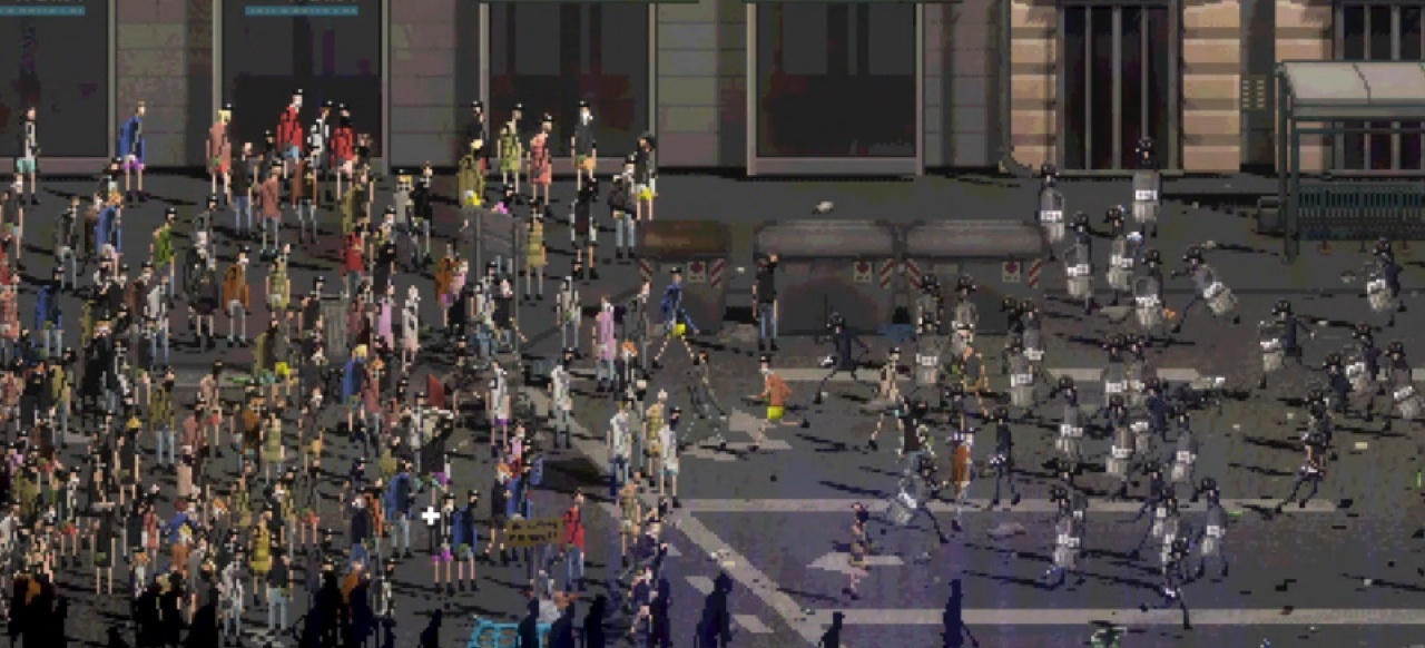 Riot - Civil Unrest (Strategie) von Merge Games