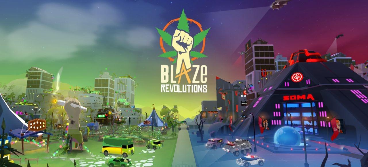 Blaze Revolutions (Taktik & Strategie) von Kanolio Ventures / Hiventure Media