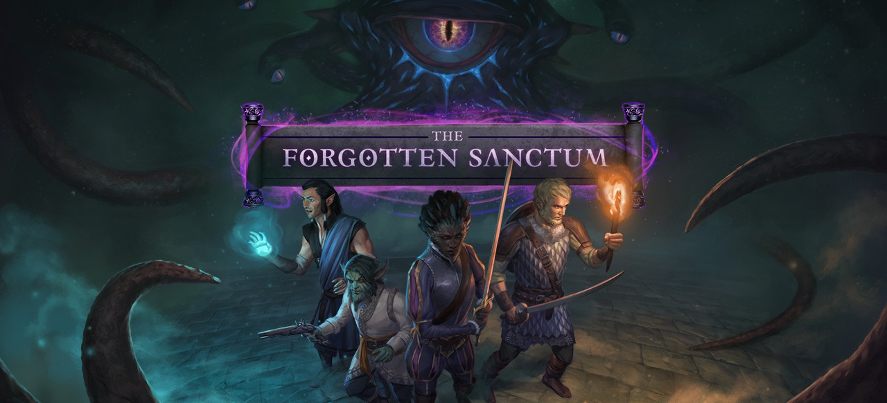 Pillars of Eternity 2: Deadfire - The Forgotten Sanctum (Rollenspiel) von THQ Nordic (Konsolen) / Versus Evil