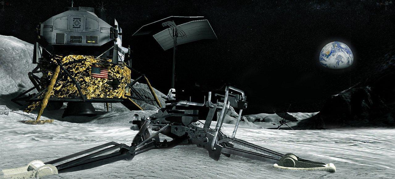 Lunar Survival (Action-Adventure) von Alina Digital