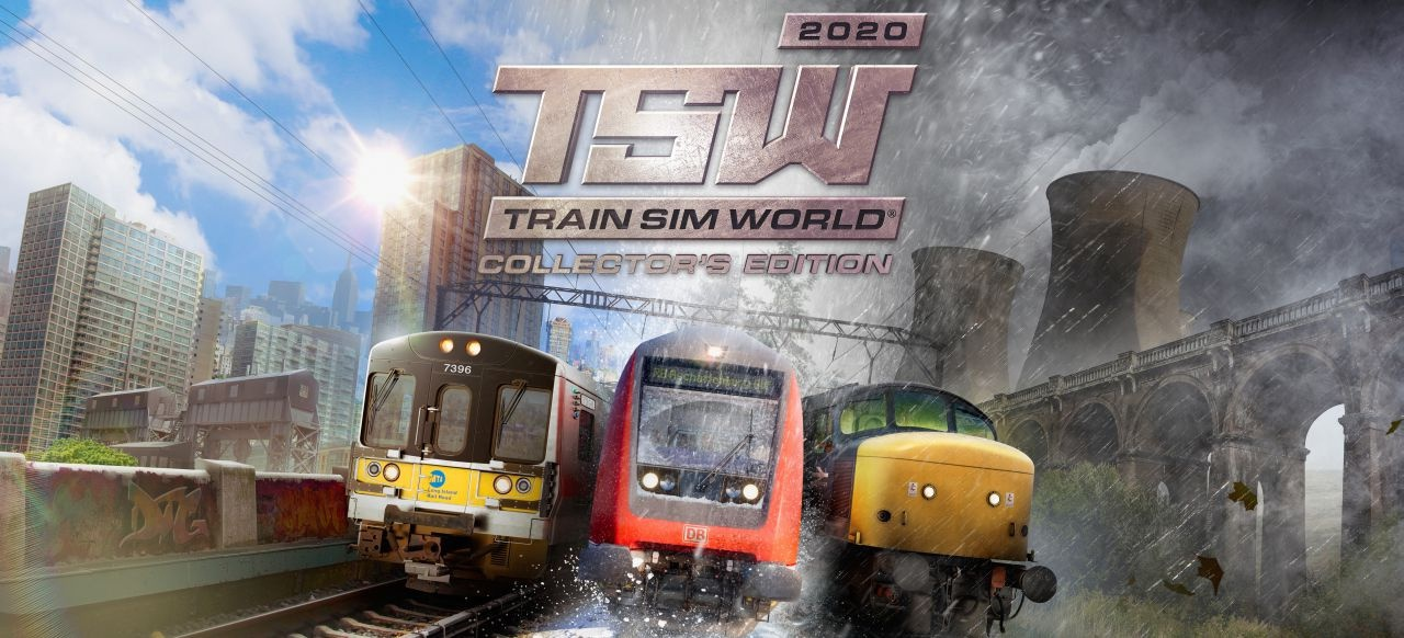 Train Sim World 2020 (Simulation) von Dovetail Games