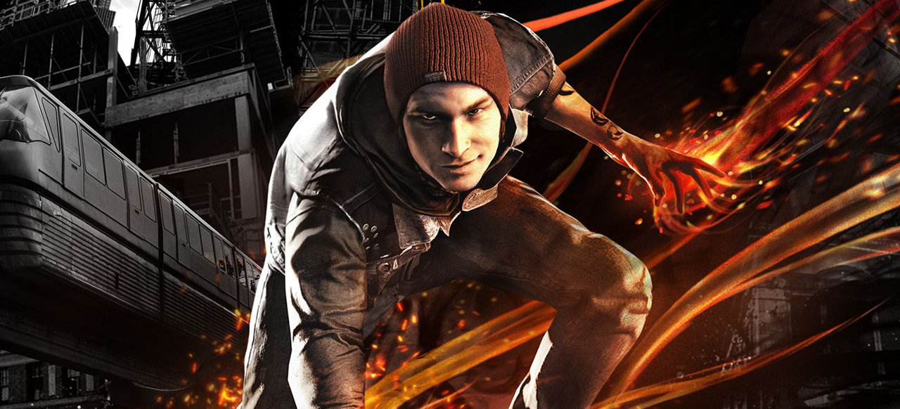 inFamous: Second Son (Action-Adventure) von Sony