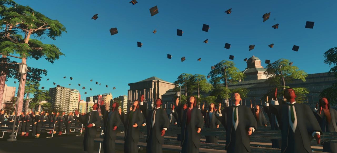 Cities: Skylines - Campus (Taktik & Strategie) von Paradox Interactive
