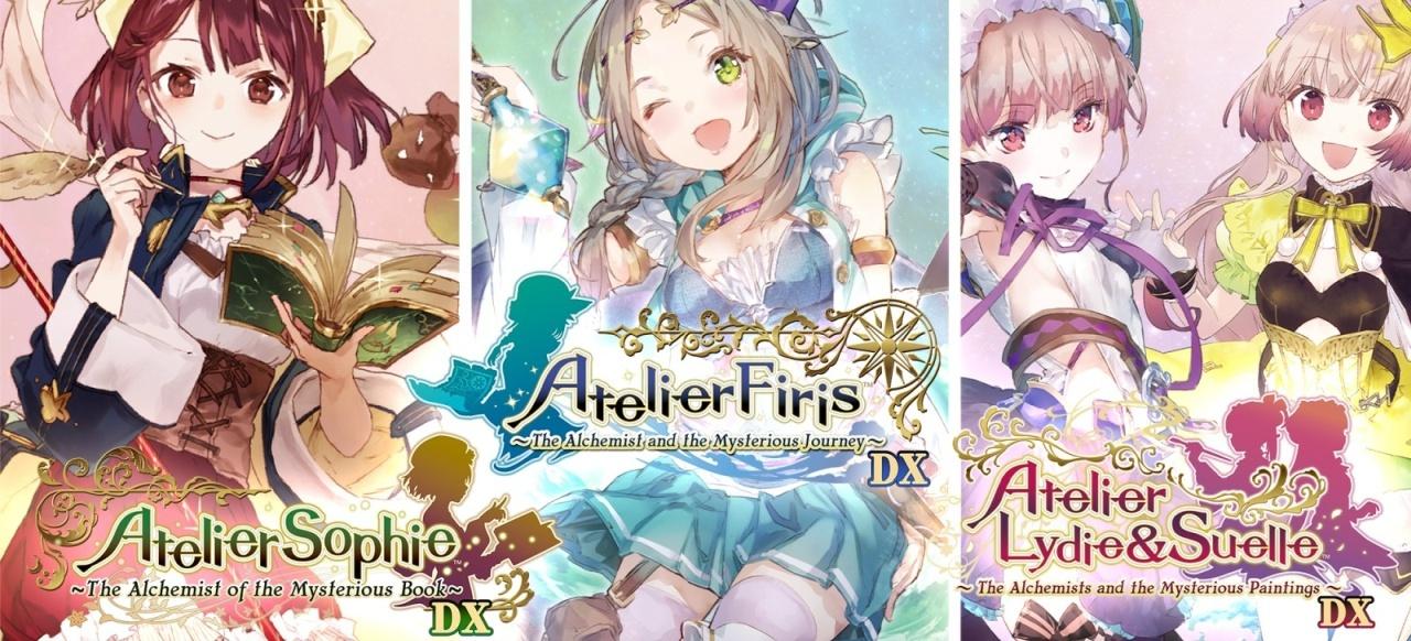 Atelier Mysterious Trilogy Deluxe Pack (Rollenspiel) von Koei Tecmo / Koch Media