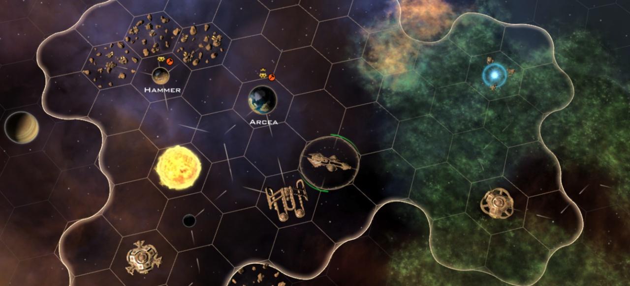 Galactic Civilizations 3: Crusade (Taktik & Strategie) von Stardock Entertainment