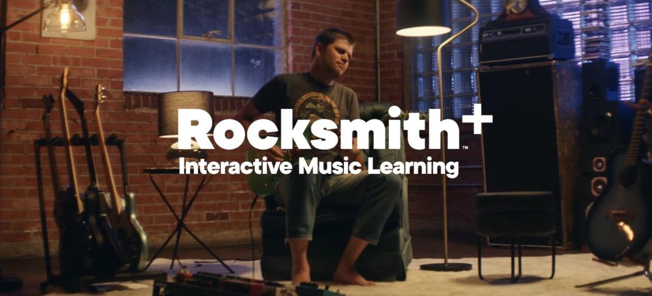 Rocksmith+ (Musik & Party) von Ubisoft