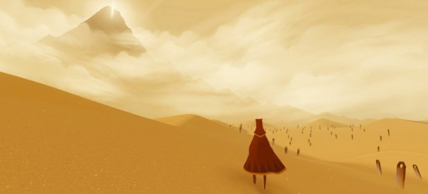 Journey (Action-Adventure) von Sony / Annapurna Interactive