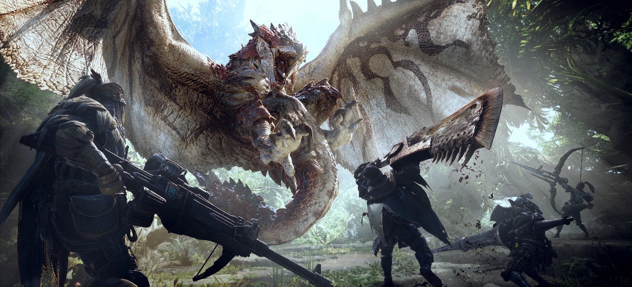 Monster Hunter: World (Action-Adventure) von Capcom
