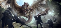 Monster Hunter: World: Die Monsterjagd hat auf PS4 und Xbox One begonnen