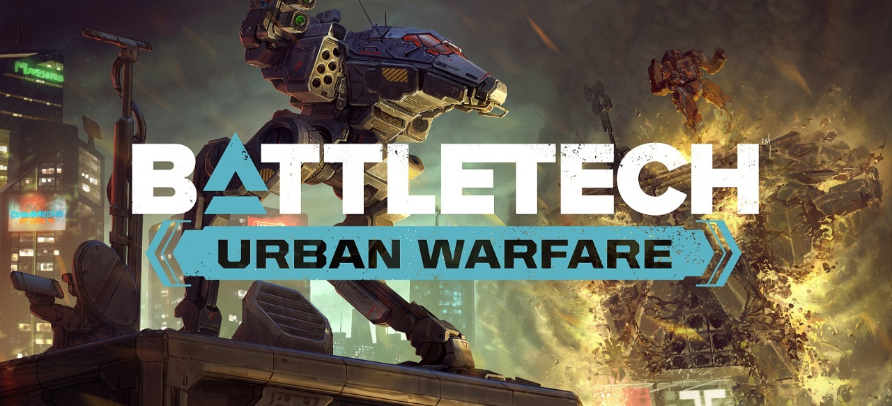 BattleTech: Urban Warfare (Taktik & Strategie) von Paradox Interactive