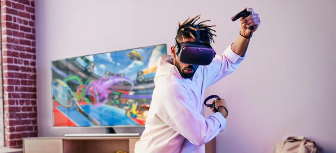 Oculus Quest (Hardware) von Oculus / Facebook
