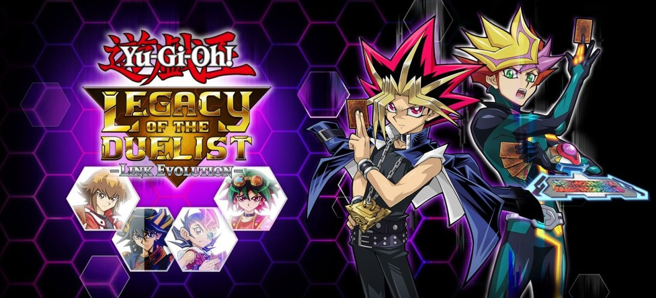 Yu-Gi-Oh! Legacy of the Duelist: Link Evolution (Taktik & Strategie) von Konami