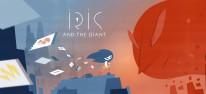 Iris and the Giant: Kartenbasierte Roguelike-Taktik für PC veröffentlicht