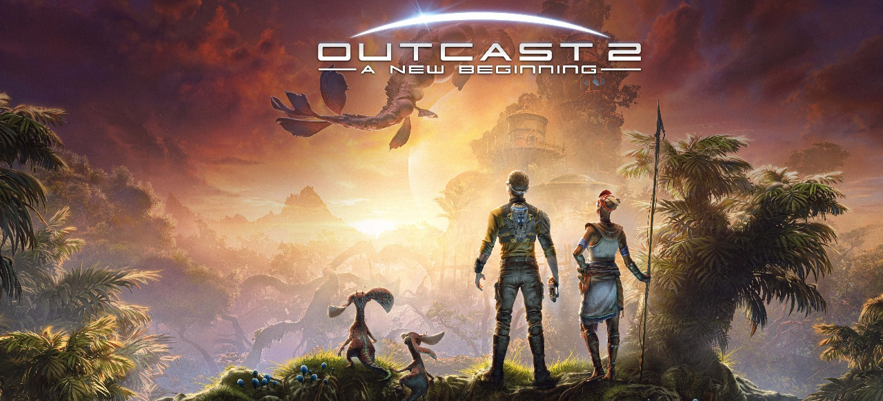 Outcast 2 - A New Beginning (Action-Adventure) von THQ Nordic GmbH