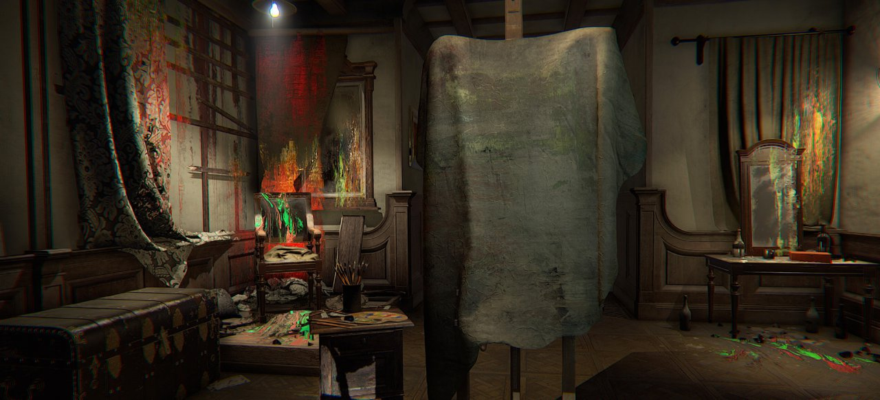 Layers of Fear (Action-Adventure) von Bloober Team