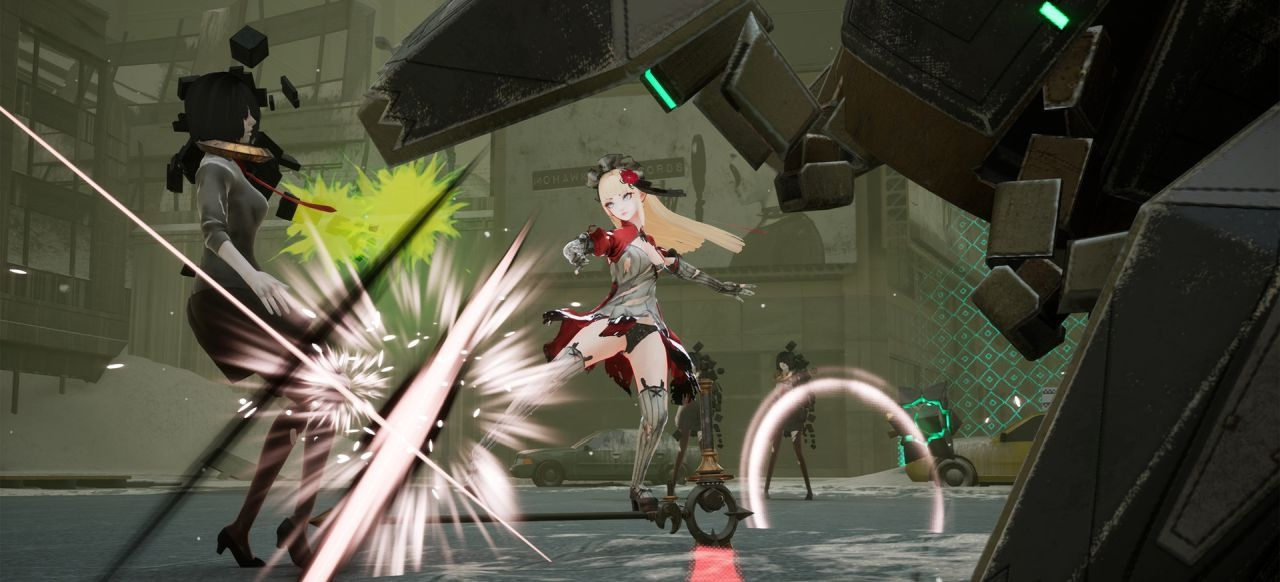 Mahou Arms (Action-Adventure) von Sekai Project