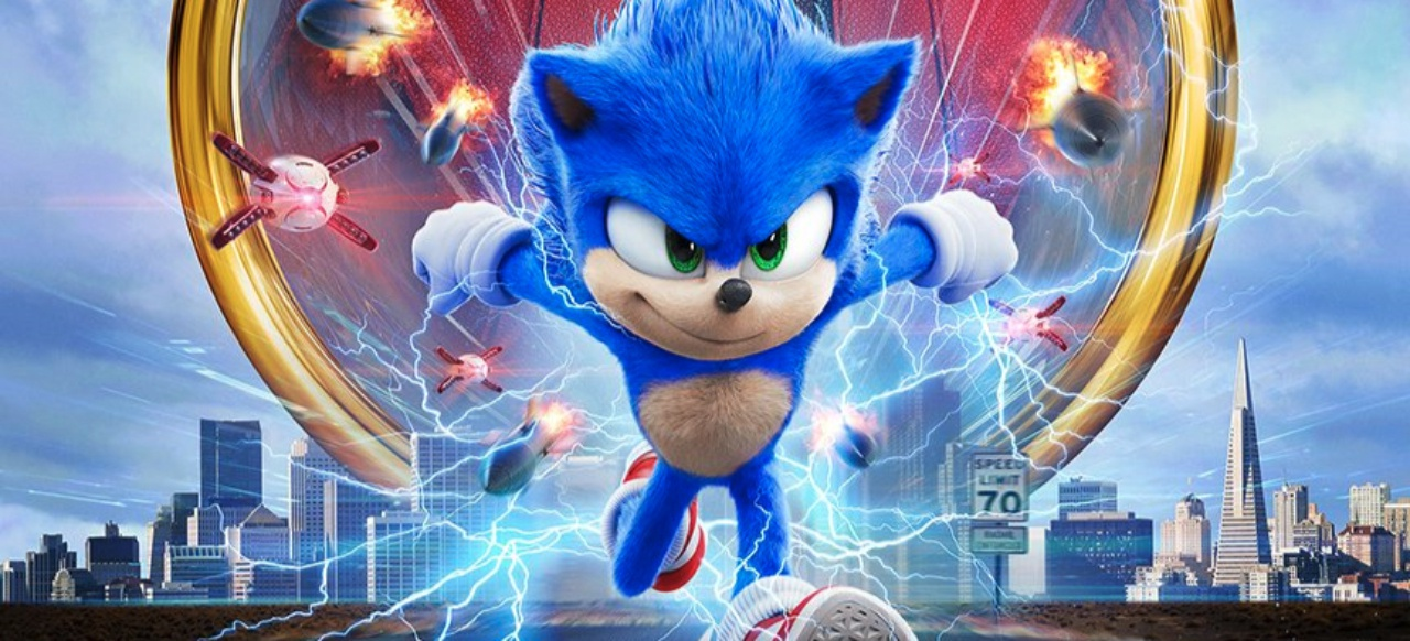 Sonic The Hedgehog (Film) (Filme & Serien) von Paramount Pictures