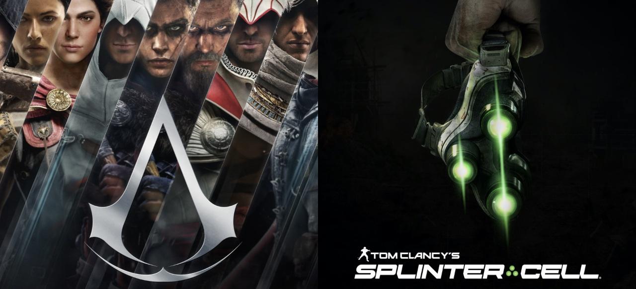 Splinter Cell (Arbeitstitel, VR) (Action-Adventure) von Ubisoft