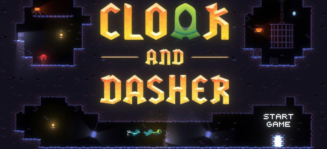 Cloak and Dasher (Plattformer) von Spirit Stone Studio
