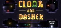 Cloak and Dasher: Herausfordernder 2D-Plattformer hüpft in den Early Access