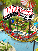 Alle Infos zu RollerCoaster Tycoon 3: Complete Edition (PC,Switch)
