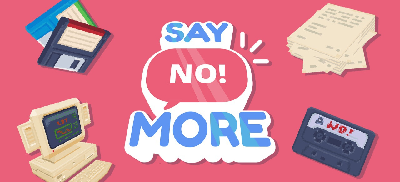 Say No! More (Arcade-Action) von Thunderful Publishing