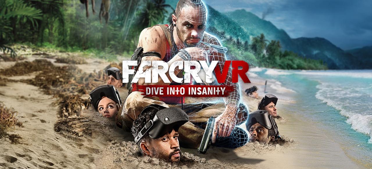 Far Cry VR: Dive into Insanity (Shooter) von Zero Latency VR und Ubisoft