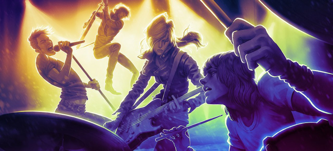 Rock Band 4 (Musik & Party) von Mad Catz