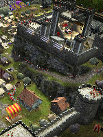 Alle Infos zu Stronghold 2 (PC)