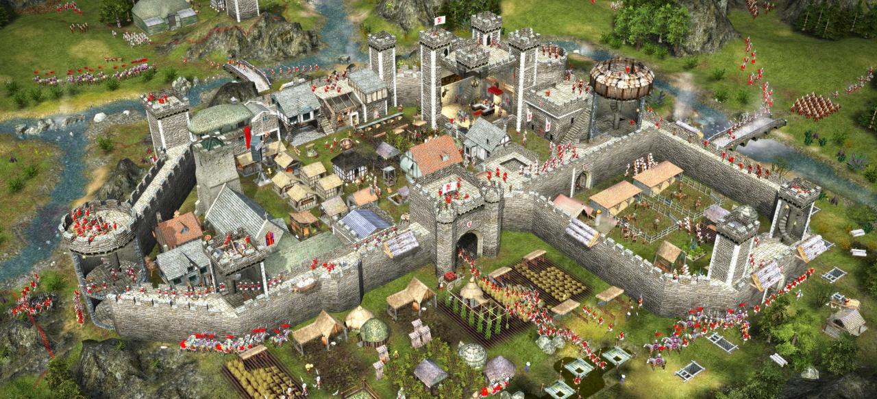 Stronghold 2 (Taktik & Strategie) von Take 2