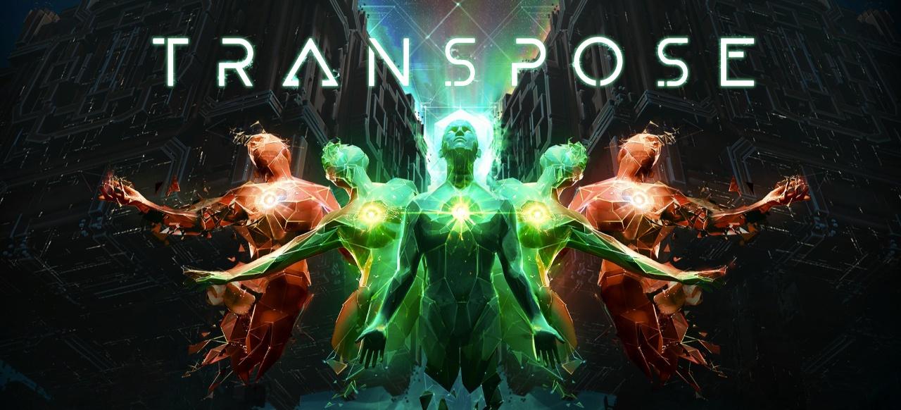 Transpose (Logik & Kreativität) von Secret Location Inc.