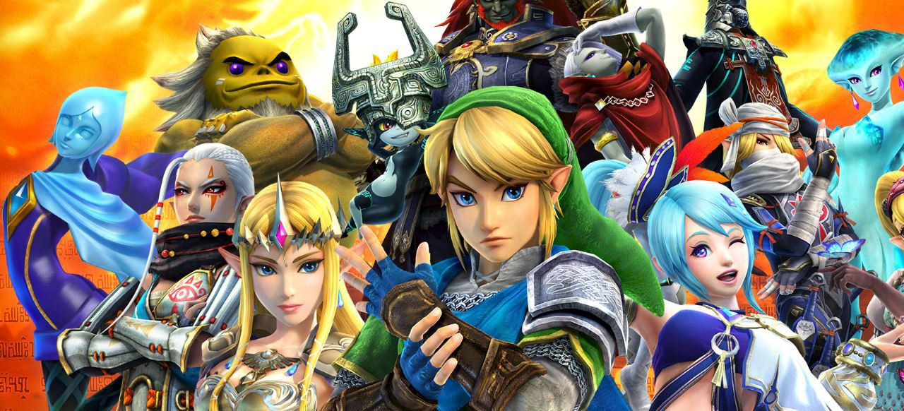 Hyrule Warriors Legends (Arcade-Action) von Koei Tecmo / Nintendo