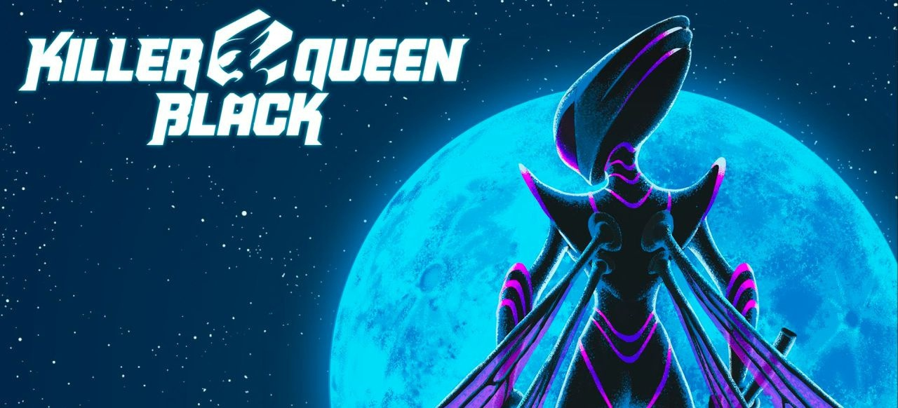 Killer Queen Black (Arcade-Action) von Liquid Bit