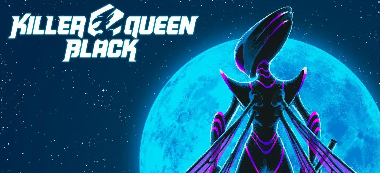 Killer Queen Black (Arcade-Action) von Liquid Bit